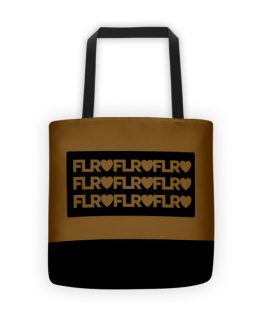 FLR Timeless Tote Bag (Brown)