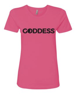 GODDESS Women's T-Shirt