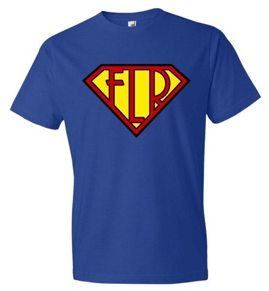 FLR SuperHero T-Shirt