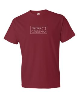 Perfect Gentleman Short Sleeve T-Shirt