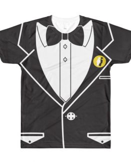 The Gentleman's Tux T-Shirt
